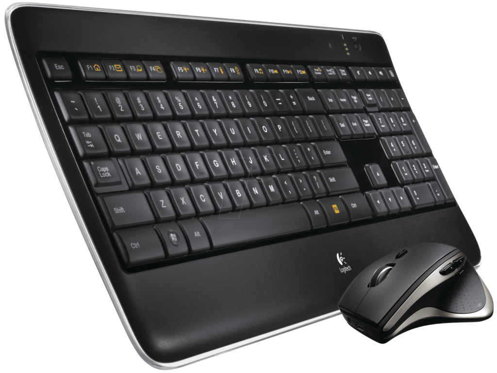 Logitech K800 Wireless Illuminated Keyboard Review