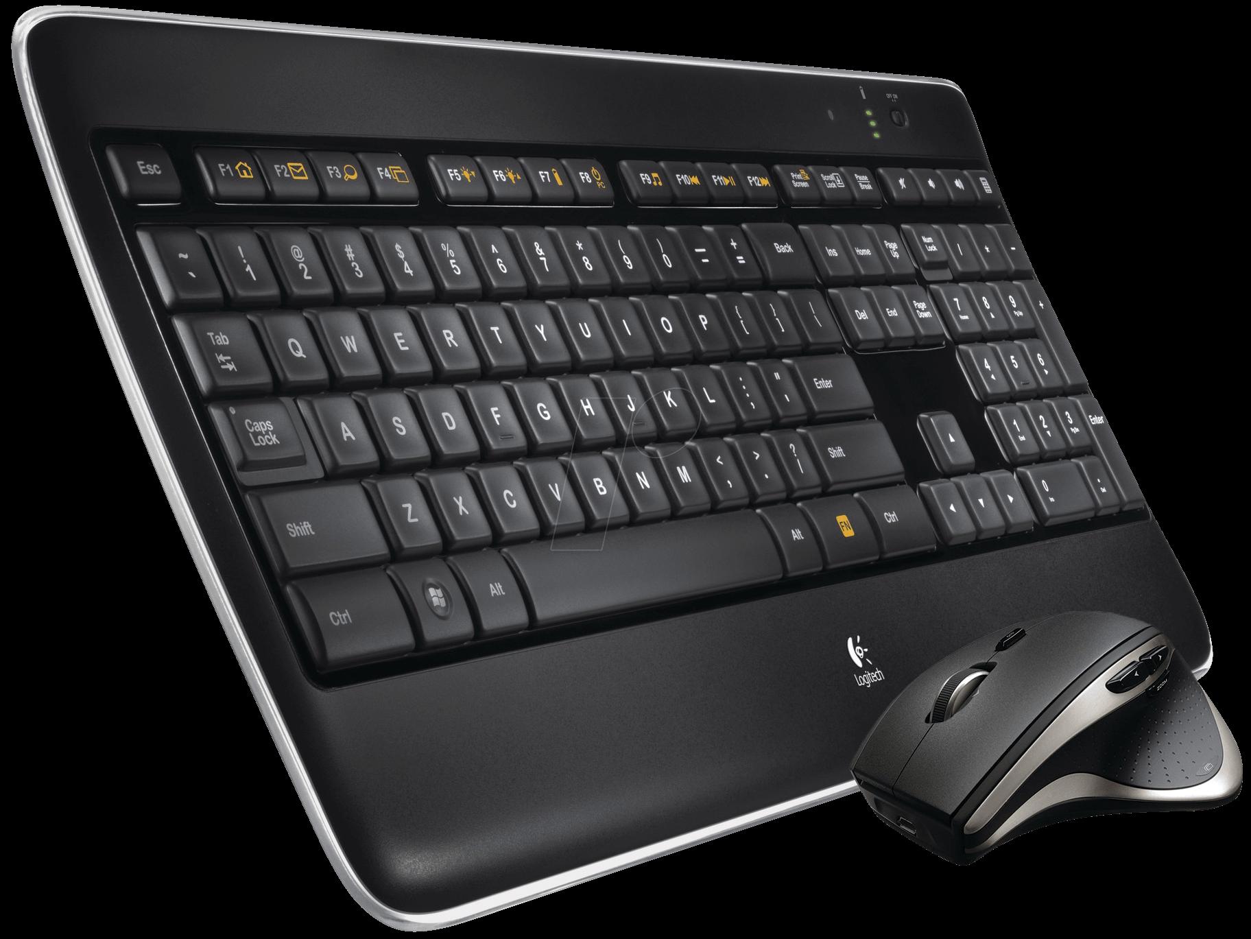Logitech K800 Wireless Illuminated Keyboard Review