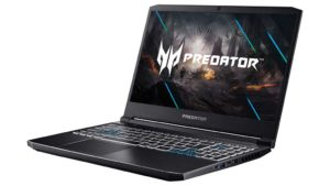 Acer Predator Helios 300 Gaming Laptop, Intel i7-10750H, NVIDIA GeForce RTX 2060 6GB